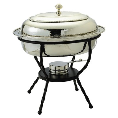 Oval Chafing Dish by Old Dutch