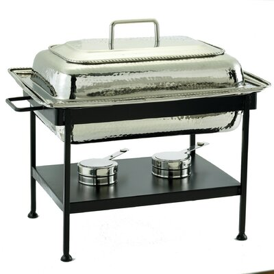 Rectangular Chafing Dish by Old Dutch