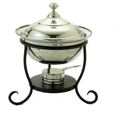 Round Chafing Dish by Old Dutch