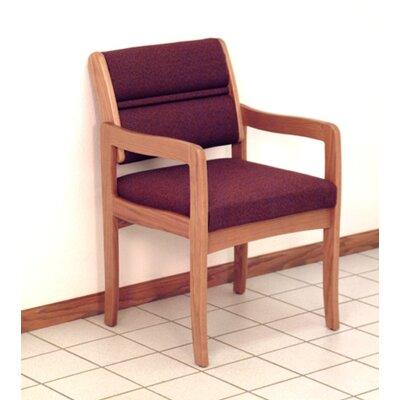 Wooden Mallet Valley Standard Leg Guest Chair