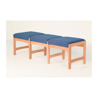 Wooden Mallet Dakota Three Seat Bench