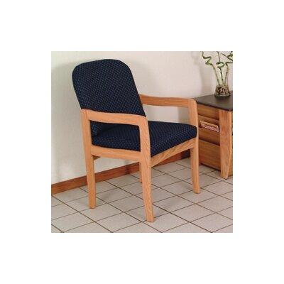 Wooden Mallet Prairie Standard Leg Guest Chair