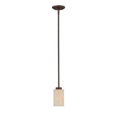 Berkley 1 Light Mini Pendant by Savoy House