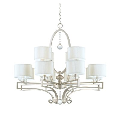 Savoy House Rosendal 12 Light Chandelier