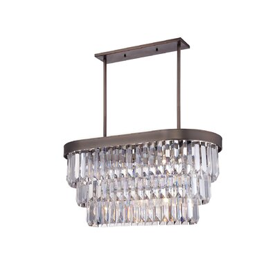 Tierney 4 Light Kitchen Island Pendant Product Photo
