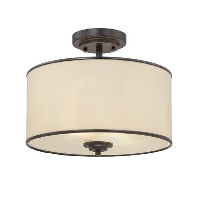 Grove 2 Light Semi-Flush Mount Product Photo