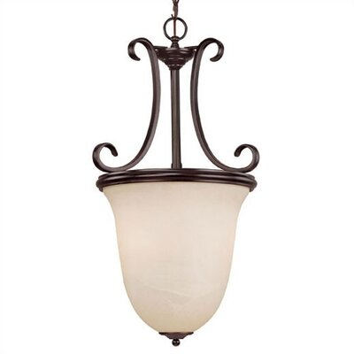 Savoy House Willoughby 2 Light Inverted Pendant