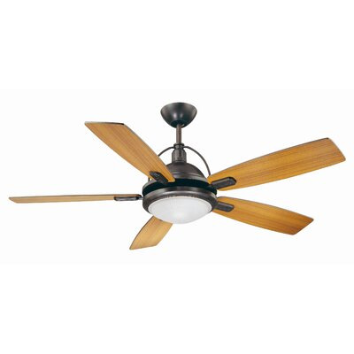 "54"" Bluewater 5 Blade Ceiling Fan Product Photo"