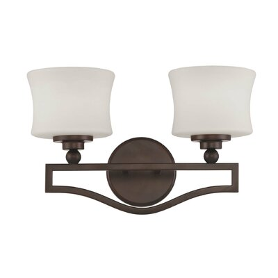 Savoy House Terrell 2 Light Bath Vanity Light