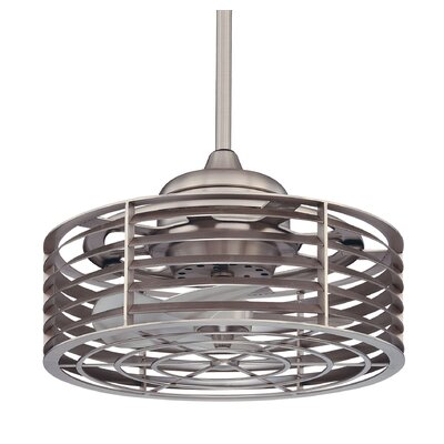 Boulder Fan Chandelier by Savoy House