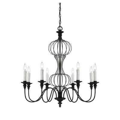 Savoy House Abagail 8 Light Chandelier