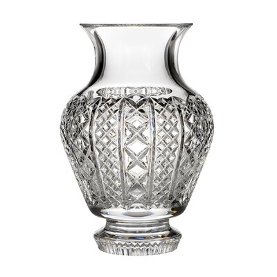 Kay Footed Cachepot Vase by Waterford