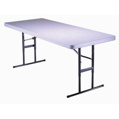 "Lifetime 72"" Rectangular Folding Table"