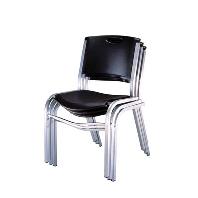 Lifetime Armless Stacking Chair & Reviews