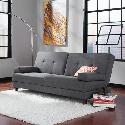 Premier Carver Convertible Sleeper Sofa by Sauder