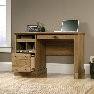 Barrister Lane Computer Desk with 2 Storage Drawers by Sauder