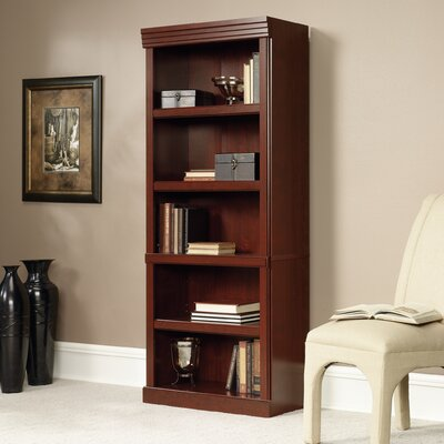 "Sauder Heritage Hill 71.25"" Standard Bookcase"
