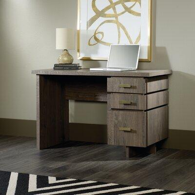 International Lux Oak Writing Desk by Sauder