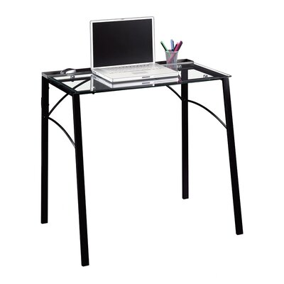 Sauder Beginnings Steel Writing Desk