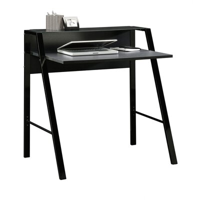 sauder writing desk Sauder furniture brings style, functionality and reasonable prices with a truly vast selection that's perfect for the bargain shopper whether you are shopping for computer desks or storage solutions, sauder delivers affordable solutions.