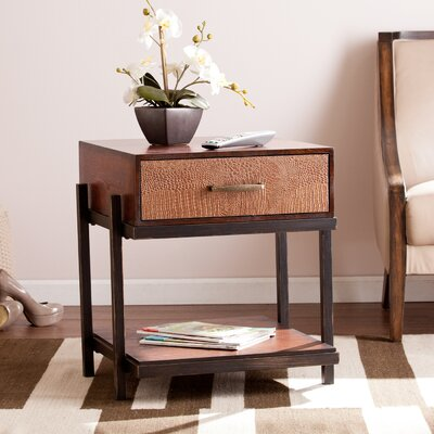 Prisby End Table by Wildon Home ®