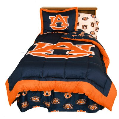 NCAA Auburn Bedding Collection by College Covers