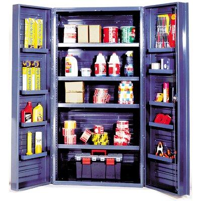 "Quantum Storage 72"" H x 36"" W x 24"" D Wide Welded Storage Cabinet"