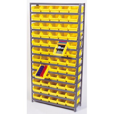 Quantum Storage Economy Shelf Bin Storage Units