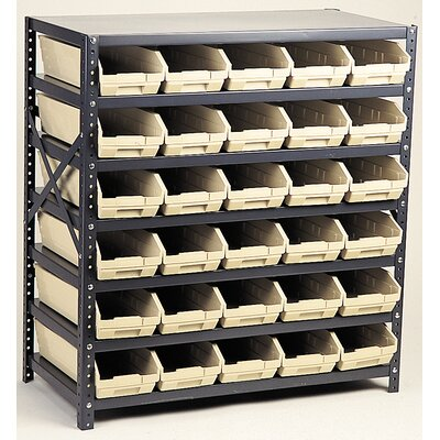 Quantum Storage Economy Shelf Storage Units