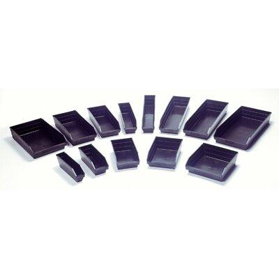 """Quantum Storage Recycled Shelf Bin (4"""" H x 8 3/8"""" W x 23 5/8"""" D)"""