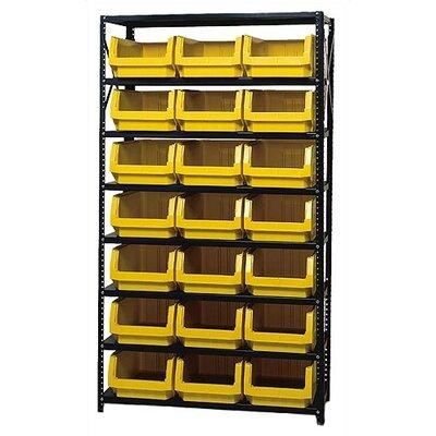 Quantum Storage Shelf Giant Open Hopper Magnum Storage Unit