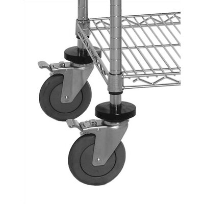 Quantum Storage Mobile Kit for Q-Stor Wire Shelving