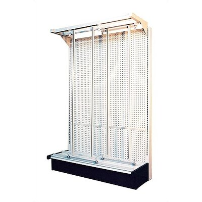 Quantum Storage Slider Frame with Gondola