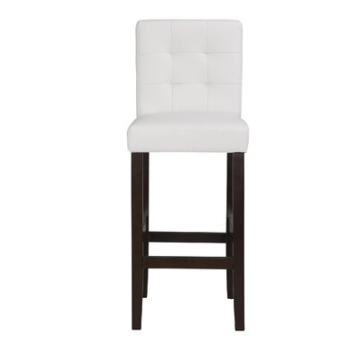 "Boraam Industries Inc Lyon 29"" Bar Stool with Cushion"