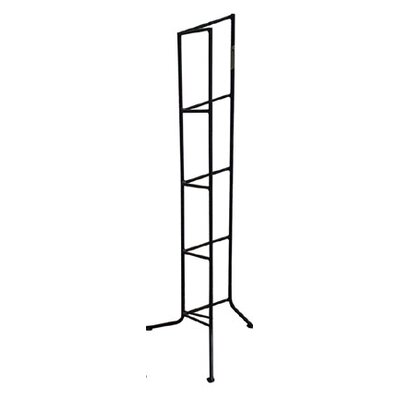 Single Medium Column Multimedia Wire Rack by Pangaea