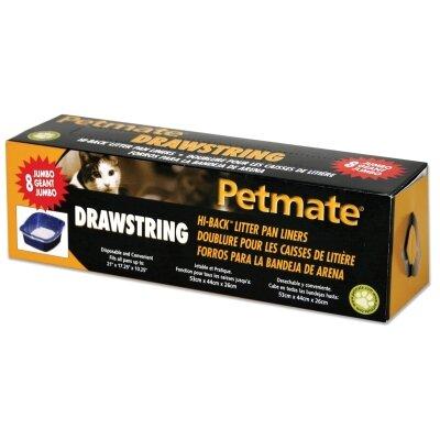 Petmate High-Back Litter Pan Liners