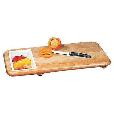 Catskill Craftsmen, Inc. Cut N' Catch Over Sink Carver Board with Trays