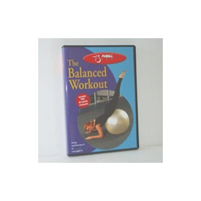 FitBall The Balanced Workout DVD