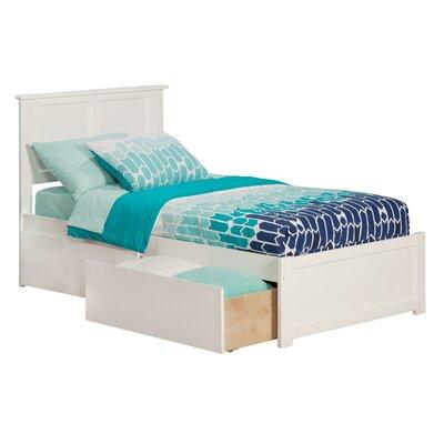 Atlantic Furniture Urban Lifestyle Madison Bed With Storage