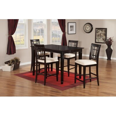 Montego Bay 5 Piece Counter Height Dining Set by Atlantic Furniture