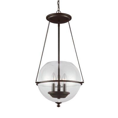Havenwood 3 Light Globe Pendant Product Photo