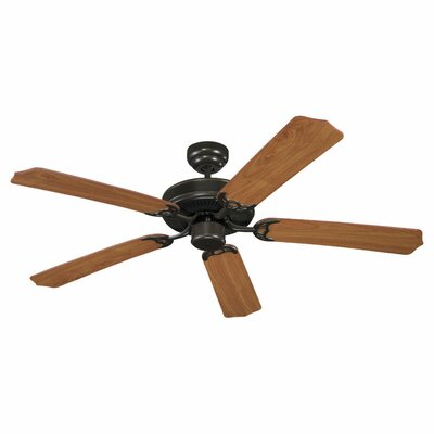 "52"" Quality Max 5 Blade Ceiling Fan"