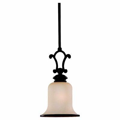 Acadia 1 Light Mini Pendant by Sea Gull Lighting