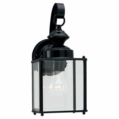 Sea Gull Lighting 1 Light Wall Lantern