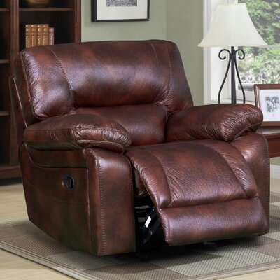 Bariton 3 Glider Recliner Chair by Primo International