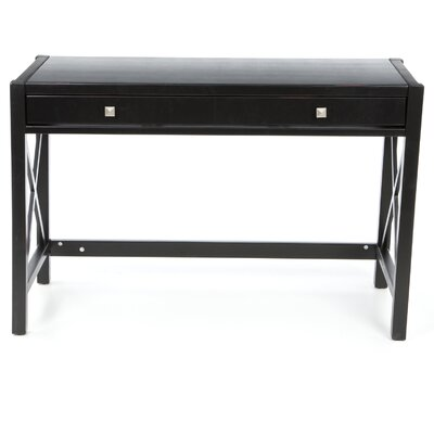 Anna Writing Desk with 1 Pull-Out Drawer by Linon