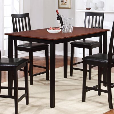 Cayman Counter Height Pub Table by Linon