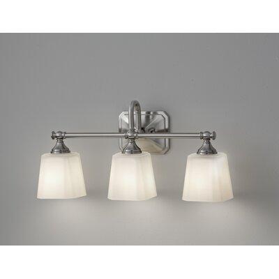 Concord 3 Light Bath Vanity Light Product Photo