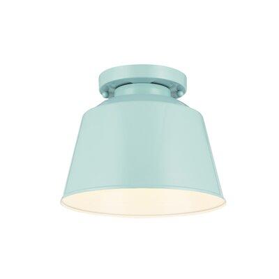 Freemont 1 Light Semi-Flush Mount Product Photo