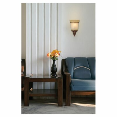 Feiss Stirling Castle 1 Light Narrow Half Wall Sconce Lamp
